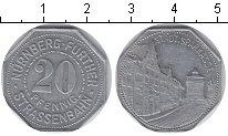 Изображение Монеты Нюрнберг 20 пфеннигов 0 Алюминий  Транспортный нотгель