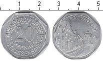 Изображение Монеты Нюрнберг 20 пфеннигов 0 Алюминий