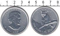 Изображение Мелочь Канада 5 долларов 2012 Серебро UNC