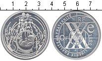 Изображение Монеты Франция 10 франков 2000 Серебро Proof-