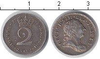 Изображение Монеты Великобритания 2 пенса 1784 Серебро  Георг III. KM# 595