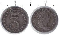 Изображение Монеты Великобритания 3 пенса 1763 Серебро