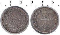 Изображение Монеты Великобритания 4 пенса 1822 Серебро