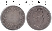 Изображение Монеты Франция 5 франков 1830 Серебро