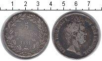 Изображение Монеты Франция 5 франков 1831 Серебро  Луи-Филипп I. B. KM#