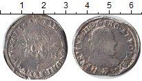 Изображение Монеты Франция 1 тестон 1574 Серебро
