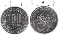 Изображение Монеты Камерун 100 франков 1971 Медно-никель UNC- Essai