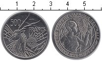 Изображение Монеты КФА 500 франков 1976 Медно-никель