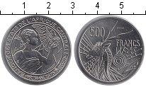 Изображение Монеты КФА 500 франков 1976 Медно-никель UNC-