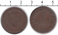 Изображение Монеты Вестфалия 3 сантима 1810 Медь
