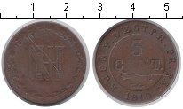 Изображение Монеты Вестфалия 3 сантима 1810 Медь  С# 23