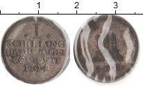 Изображение Монеты Гамбург 1 шиллинг 1794 Серебро