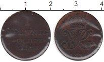 Изображение Монеты Ганновер 1 пфенниг 1831 Медь  C