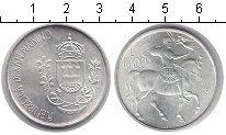 Изображение Монеты Сан-Марино 1000 лир 1981 Серебро UNC 2000 лет со дня смер