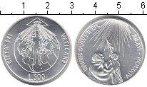 Изображение Монеты Ватикан 500 лир 1994 Серебро UNC Сияние истины