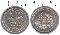 Изображение Монеты Руанда 200 франков 0 Серебро XF ФАО