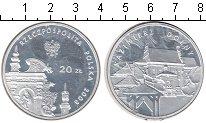 Изображение Монеты Польша 20 злотых 2008 Серебро Proof- Казимир Долни