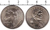 Изображение Мелочь США 1 доллар 2012  UNC-