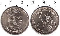 Изображение Мелочь США 1 доллар 2012 Медно-никель UNC