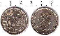 Изображение Мелочь Канада 1 доллар 2011 Медно-никель  Елизавета II  100 ле