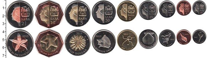 Изображение Наборы монет Саба Саба 2012 2012  UNC-