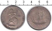 Изображение Монеты США 1/2 доллара 1920 Серебро XF Пилигрим Трехсотлети