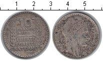 Изображение Монеты Франция 10 франков 1930 Серебро VF