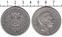 Изображение Монеты Пруссия 5 марок 1902 Серебро XF