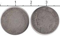 Изображение Монеты Франция 50 сантимов 0 Серебро  A