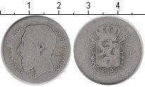 Изображение Монеты Бельгия 1 франк 0 Серебро VF
