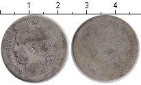 Изображение Монеты Франция 1 франк 0 Серебро