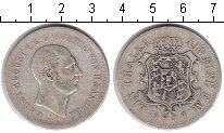 Изображение Монеты Ганновер 1 талер 1841 Серебро  Эрнст Август