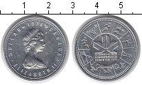 Изображение Монеты Канада 1 доллар 1978 Серебро XF Игры Содружества в Э