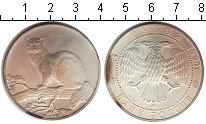 Изображение Монеты Россия 3 рубля 1995 Серебро  Соболь