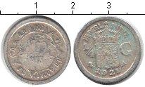 Изображение Монеты Нидерландская Индия 1/4 гульдена 1921 Серебро