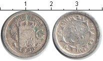Изображение Монеты Нидерландская Индия 1/4 гульдена 1920 Серебро