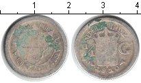Изображение Монеты Нидерландская Индия 1/4 гульдена 1910 Серебро