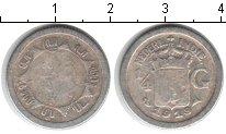 Изображение Монеты Нидерландская Индия 1/4 гульдена 1919 Серебро