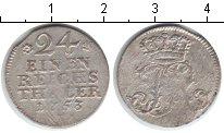 Изображение Монеты Пруссия 1/24 талера 1753 Серебро