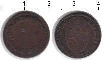 Изображение Монеты Нассау 1 крейцер 0 Медь