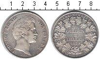 Изображение Монеты Бавария 2 талера 1839 Серебро VF Людвиг I