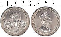 Изображение Мелочь Великобритания Тристан-да-Кунья 50 пенсов 2000 Медно-никель UNC