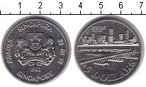 Изображение Мелочь Сингапур 5 долларов 1982 Медно-никель UNC-