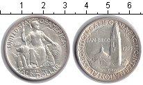 Изображение Монеты США 1/2 доллара 1935 Серебро XF Тихоокеанская Междун