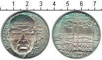 Изображение Монеты Финляндия 10 марок 1975 Серебро UNC- 75 лет президенту Ке
