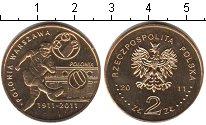 Изображение Мелочь Польша 2 злотых 2011  UNC-