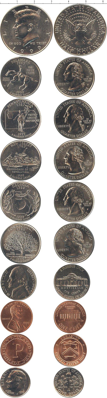 Картинка Подарочные наборы США США 1999  1999