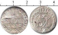 Изображение Монеты Берг 3 стюбера 1806 Серебро