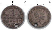 Изображение Монеты Пруссия 1 грош 1851 Серебро