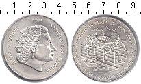 Изображение Монеты Антильские острова 25 гульденов 1973 Серебро UNC- Юлианна. 25 лет Прав